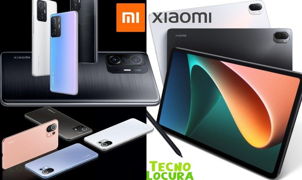 La nueva familia Xiaomi 11T y Xiaomi Pad 5 al mejor precio
