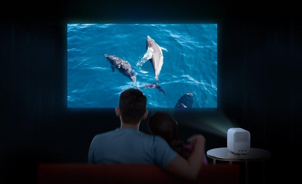 Mi Smart Projector 2 y Xiaomi Mesh System AX3000 presentados