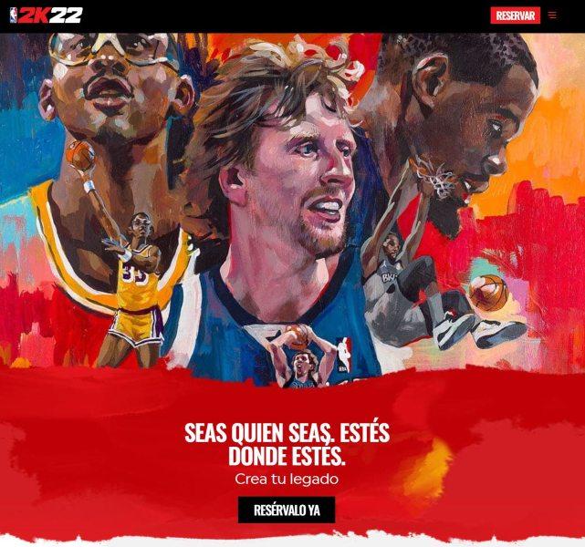 NBA 2K22 ya está disponible en España cargado de mejoras