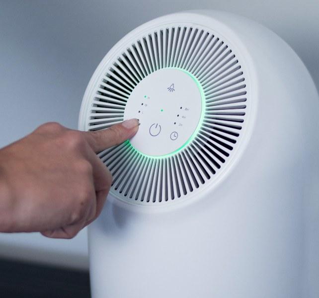 Purificadores de aire eliminan el SARS-CoV-2 en un 99.97%