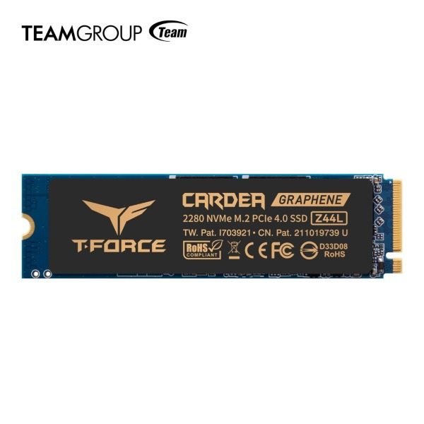 Teamgroup T-CREATE Classsic Thunderbolt3 y T-FORCE Cardea Z44L PCIe 4.0