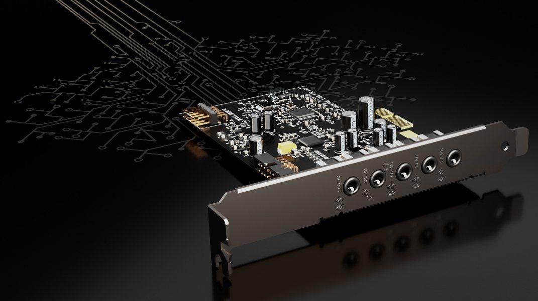 Sound Blaster Audigy FX V2