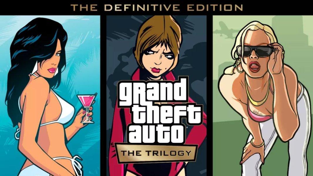 Grand Theft Auto The Trilogy ¡La Edición Definitiva YA está aquí!.