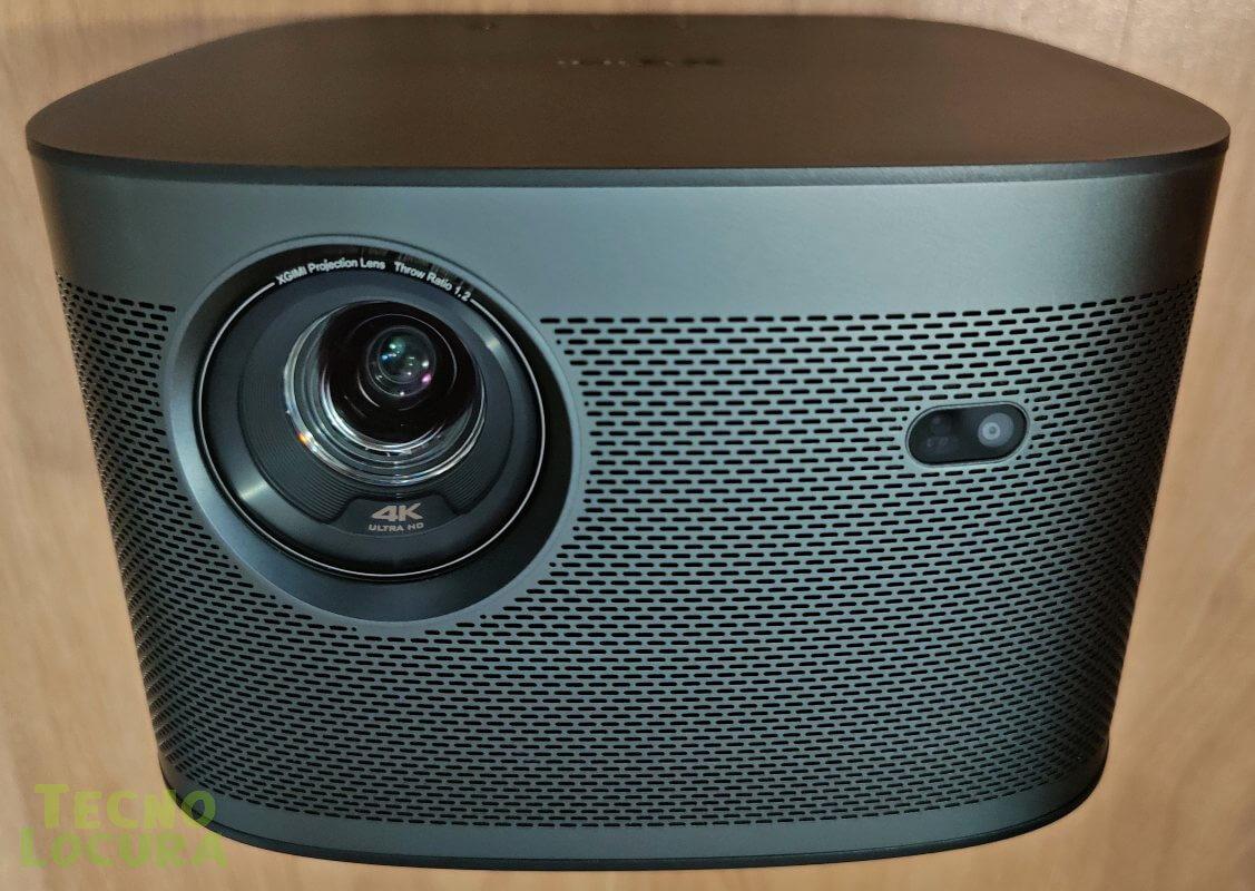 XGIMI HORIZON PRO unboxing y primeras impresiones proyector 4K