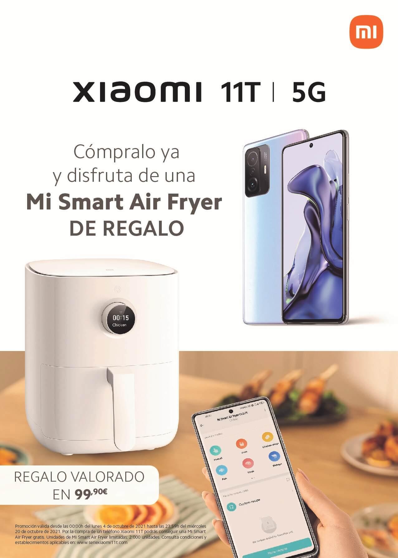 La nueva familia Xiaomi 11T con ofertas y regalos en España