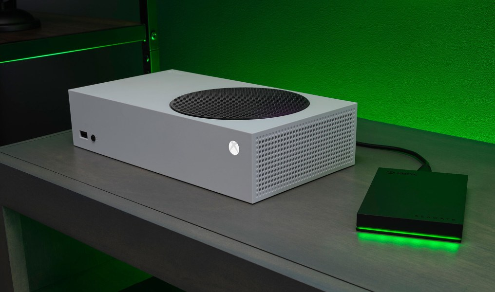 Seagate finalmente lanza un disco duro compatible con juegos Xbox Series