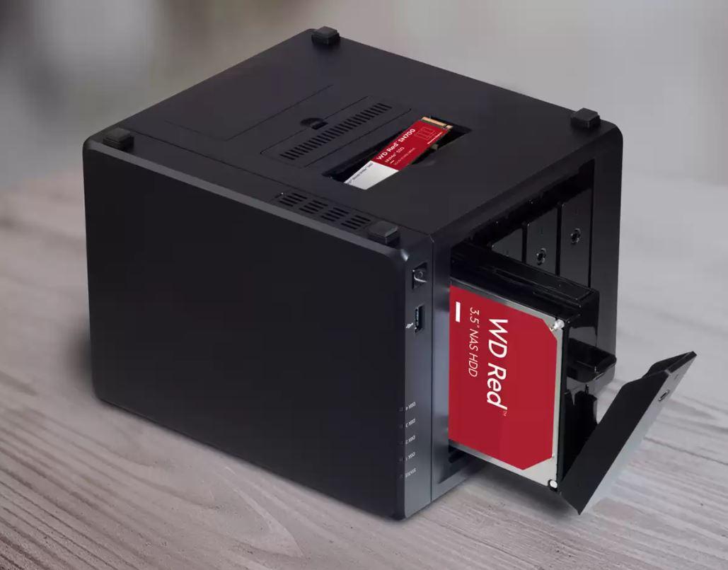 Solución de almacenamiento para Pymes de Western Digital