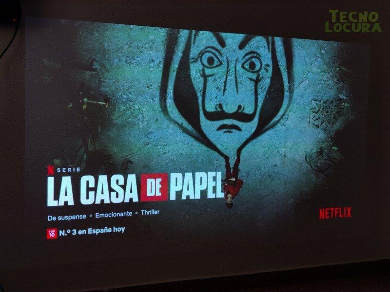 XGIMI HORIZON PRO Netflix